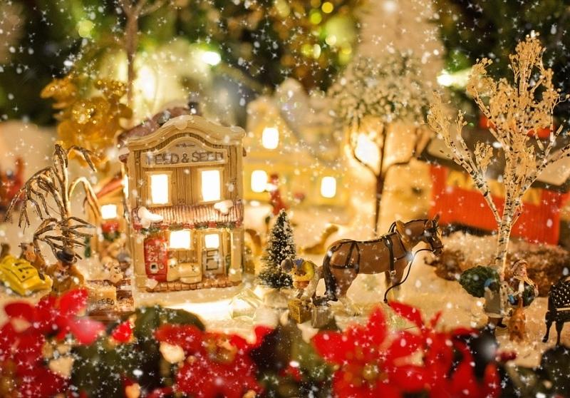 Karácsonyi szünet Füreden